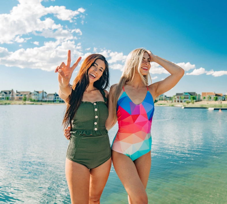 On Trend This Summer: Women's Swimsuit Edition